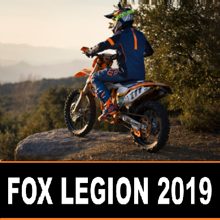 Fox Legion Enduro