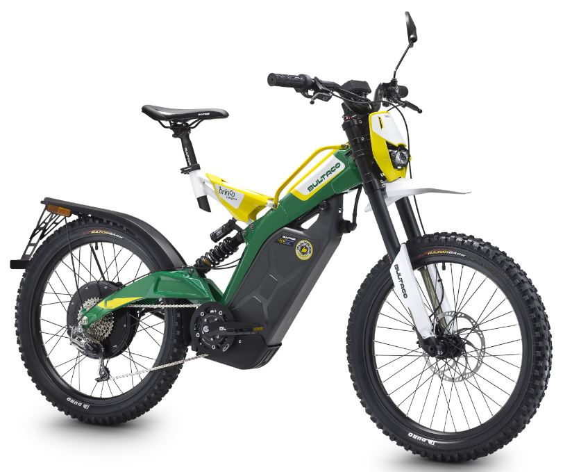 Bultaco Brinco C (on and Off road)