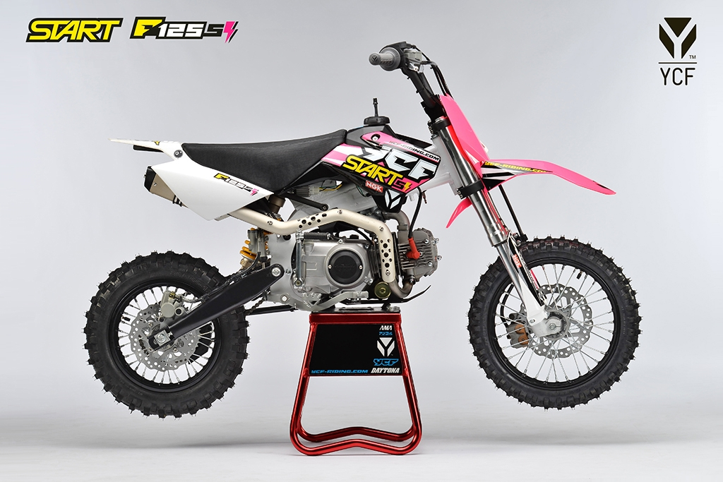 Ycf Mini Pit Bikes Trevor Pope Motorcycles Parts Spares