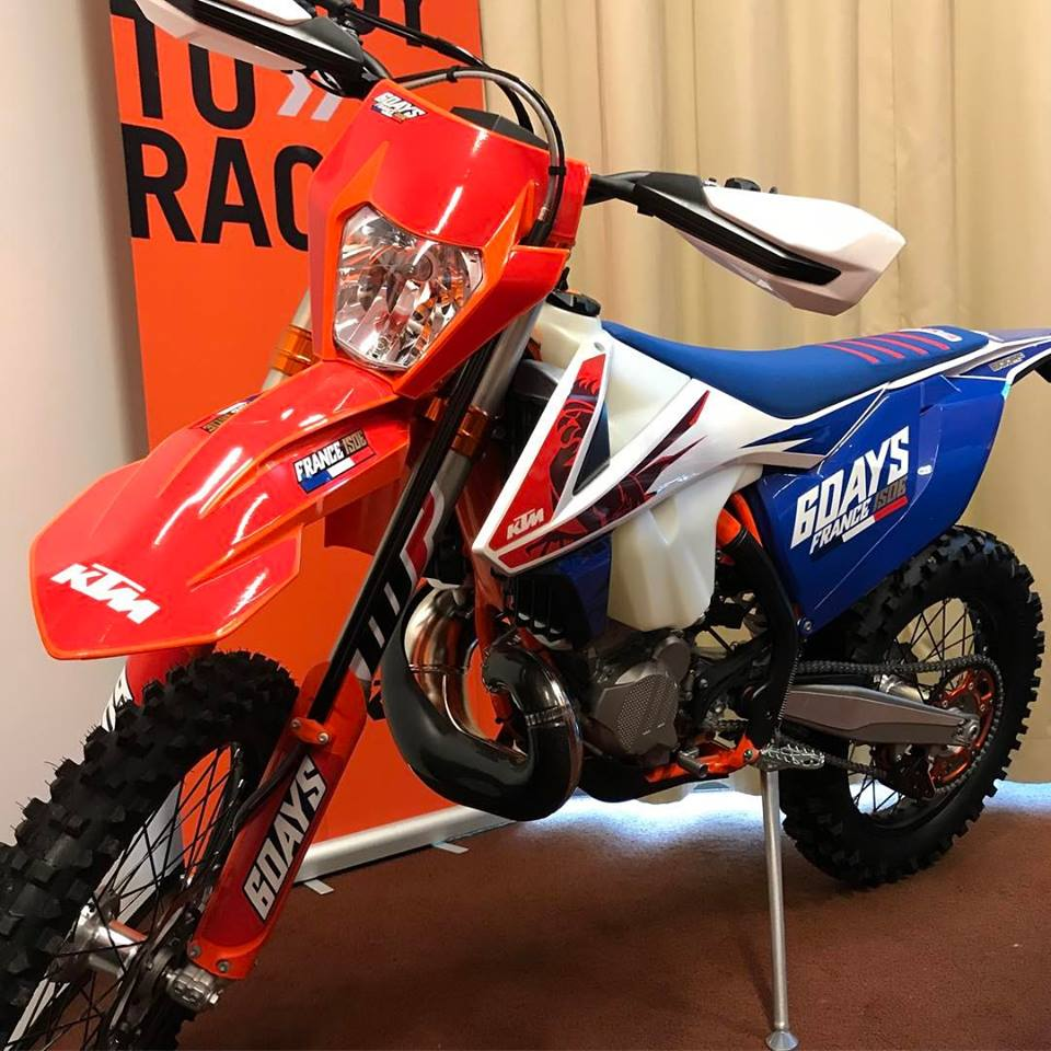 2018 ktm exc f 500. contemporary exc ktm 500 exc 2018 sixdays with ktm exc f x