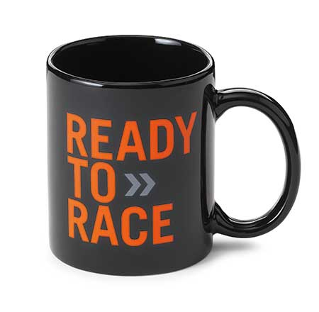 Ktm Coffee Mug Black