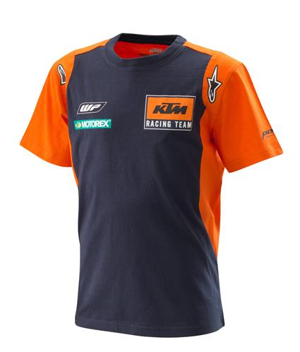 Ktm Kids Replica Team Tee Xs
