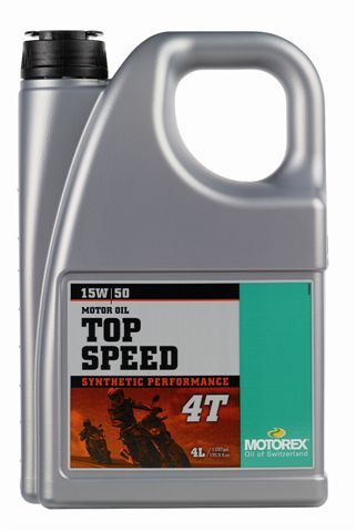 Motorex Top Speed 15/50 4l