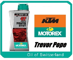 Motorex Power Synt 10/50 1 L