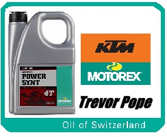 Motorex Power Syn 10/50 4l