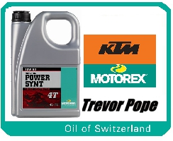 Motorex Power Synt 10/60 4l