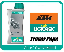 Motorex Gearbox Racing Oil 1l