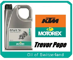 Motorex Gearbox Racing Oil 4l