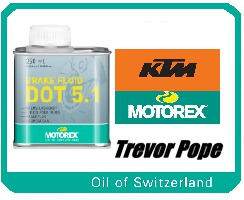 Motorex Dot 5.1 Brake Fluid