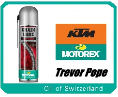 Motorex 622 Chainlube 500ml
