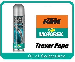 Motorex Chain Clean 611 500ml