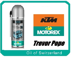 Motorex Accu Protect Spray