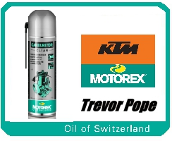 Motorex Carb Cleaner Spray
