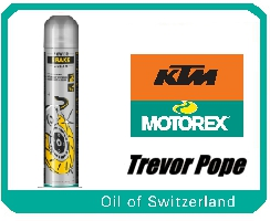 Motorex Brake Cleaner 750ml