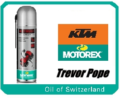 Motorex Antirust 500ml