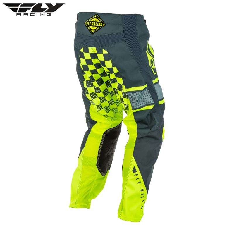 "Fly Kinet Gry/vis Pant 32"" 18"