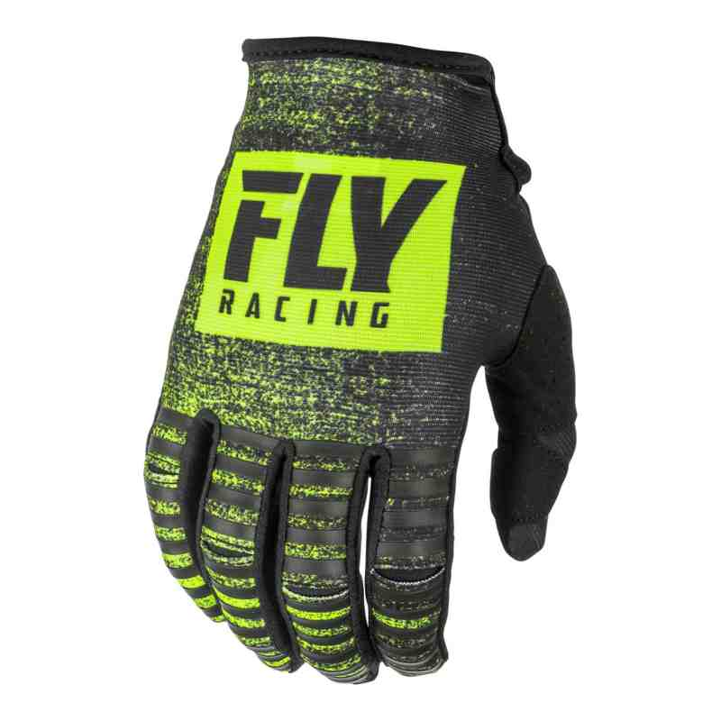 Fly Kinetic Glove Blk/viz Med