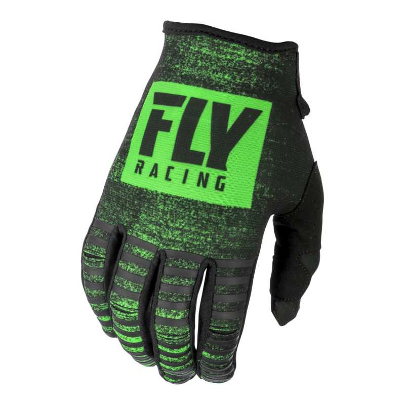 Fly Kinetic Glove Grn/blk Sml