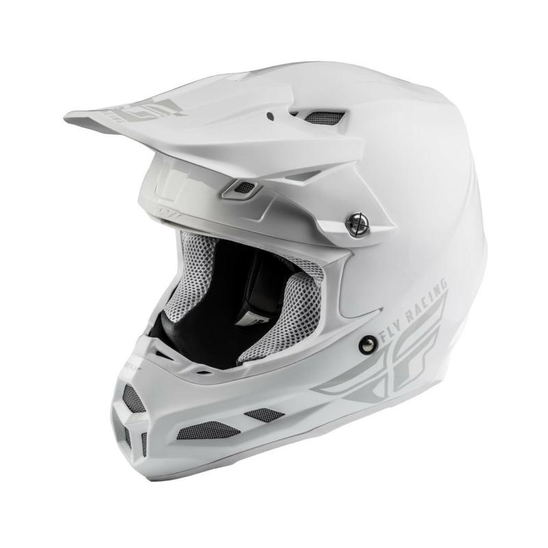 Fly F2 Carbon White Sml