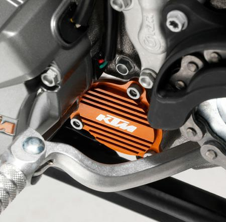 Ktm Sxs Oil Pump Cover