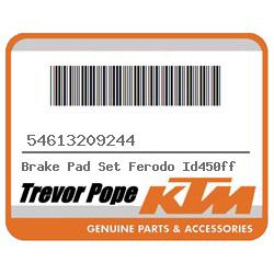 Brake Pad Set Ferodo Id450ff [54613209244] : Trevor Pope