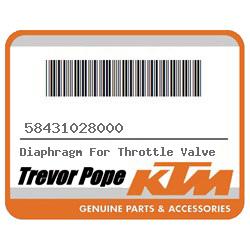 Diaphragm for throttle valve 58431028000 trevor pope motorcycles diaphragm for throttle valve larger image ccuart Gallery
