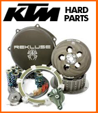 KTM hardparts and spares